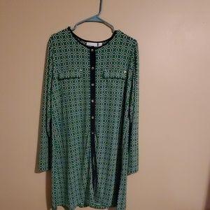 Susan Graver dress